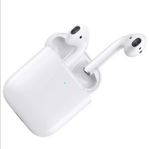 Apple AirPods with charging case (UNOPENED)